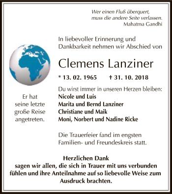 Clemens Lanziner