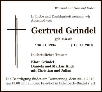 Gertrud Grindel