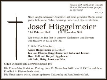 Josef Hüggelmeier