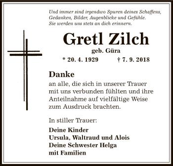 Gretl Zilch