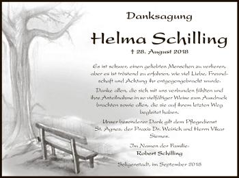 Helma Schilling