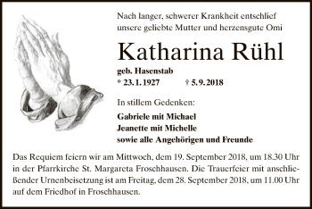 Katharina Rühl