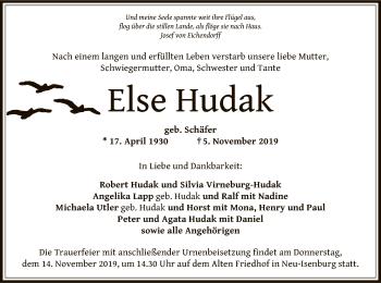 Else Hudak
