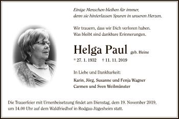 Helga Paul