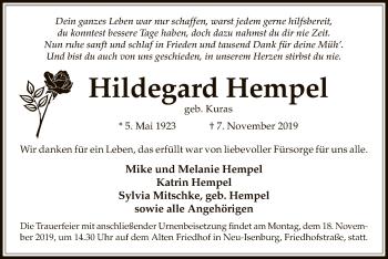 Hildegard Hempel