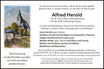 Alfred Herold