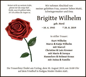 Brigitte Wilhelm