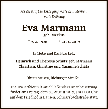 Eva Marmann