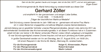 Gerhard Zöller