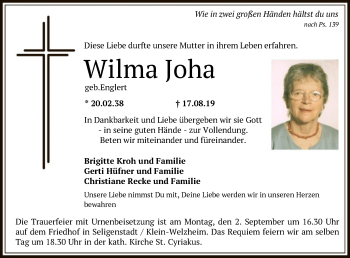 Wilma Joha
